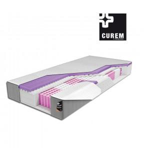 CUREM .ZIP – materac multipocket, sprężynowy